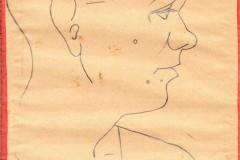 autoritratto-matita-su-cartoncino-1930-30x21