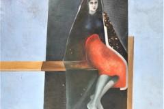 1940-Aeroritratto-della-signora-Fiorenza-Romoli-olio-su-tela-119x89